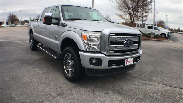 Pre-Owned 2013 Ford F-250SD Platinum