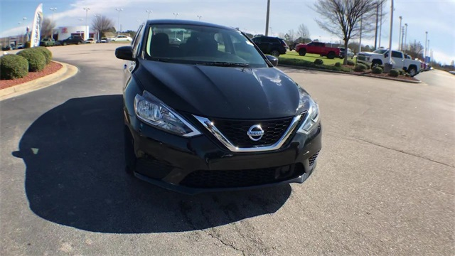 Pre-Owned 2019 Nissan Sentra SL