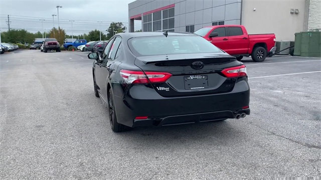 Certified Pre-Owned 2020 Toyota Camry SE Nightshade