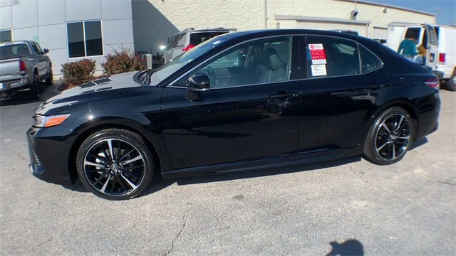 Certified Pre-Owned 2020 Toyota Camry XSE