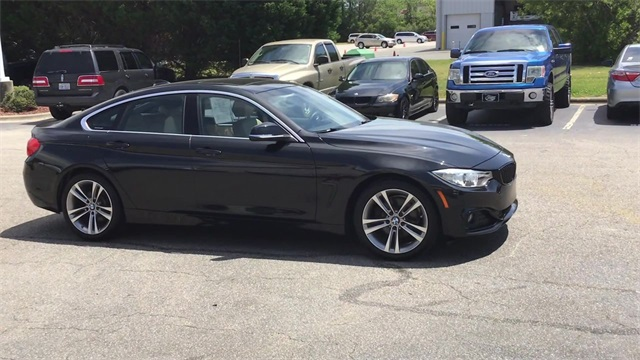 Pre-Owned 2017 BMW 4 Series 430i Gran Coupe