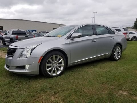 Pre-Owned 2016 Cadillac XTS Luxury FWD 4D Sedan