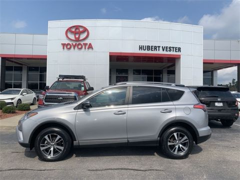 Certified Pre-Owned 2018 Toyota RAV4 SP FWD 4D Sport Utility