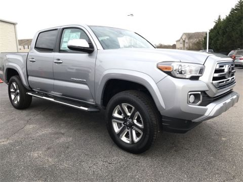 New 2019 Toyota Tacoma Limited Double Cab 5' Bed V6 AT (Natl)