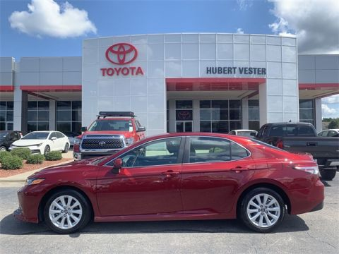Certified Pre-Owned 2018 Toyota Camry LE FWD 4D Sedan