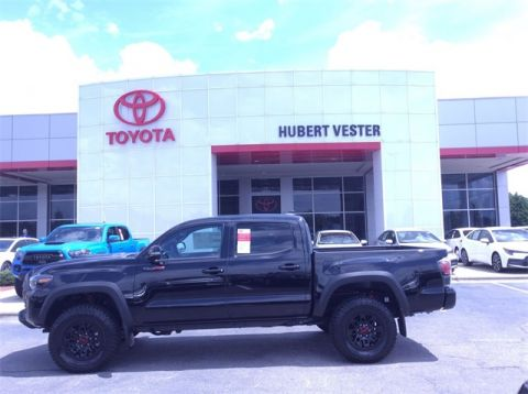 New 2019 Toyota Tacoma TRD Pro Double Cab 5' Bed V6 MT (Natl)