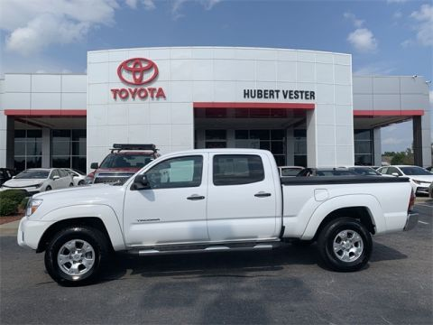 Certified Pre-Owned 2015 Toyota Tacoma STD 4WD 4D Double Cab